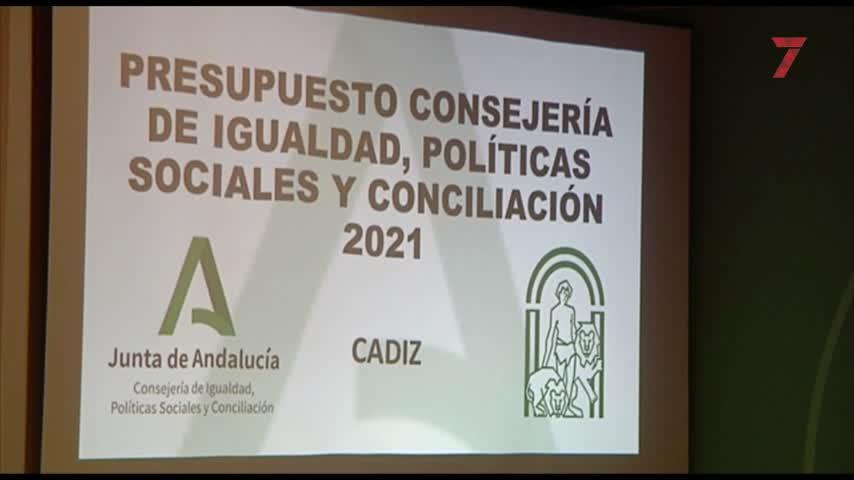 Más de 171 millones de euros para dependencia en la provincia de Cádiz