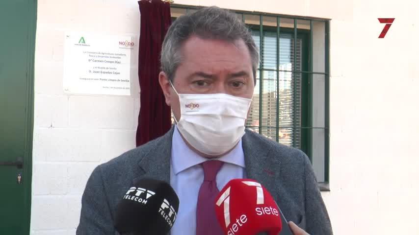 PSOE y Cs cierran un principio de acuerdo sobre el presupuesto de Sevilla