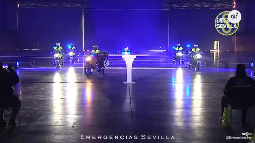 La Policía Local estrena una flota de 130 coches con nuevo equipamiento tecnológico