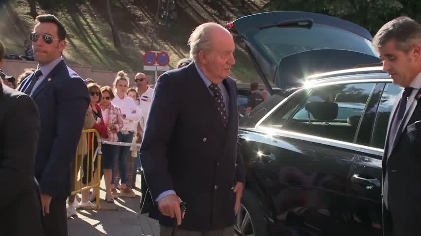 Juan Carlos I abona a Hacienda 678.000 euros al regular una deuda tributaria