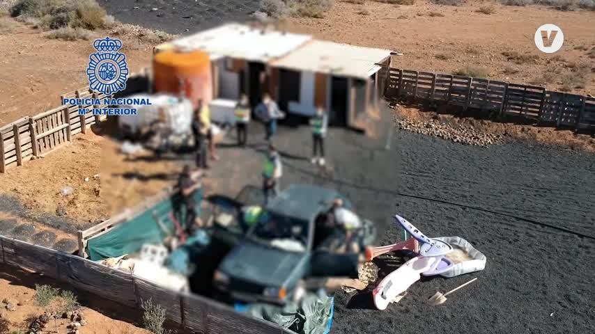 Dos detenidos en Algeciras de una red de inmigración irregular entre Marruecos y Canarias