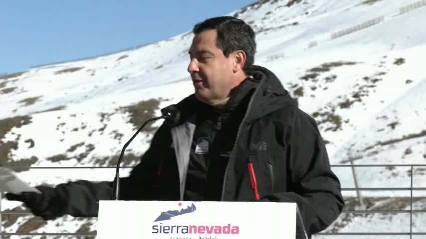 Moreno destaca el impacto de abrir Sierra Nevada, que cerraría si se limita la movilidad