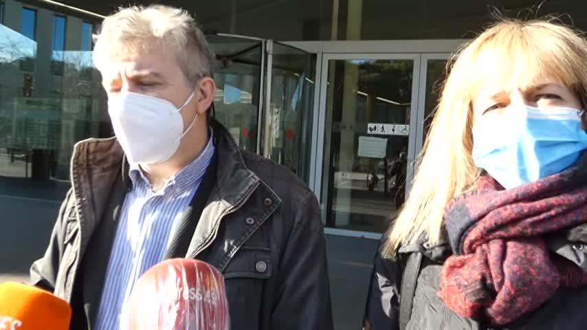 Ingreso en prisión provisional sin fianza de Ángela Dobrowolski, exmujer de Mainat