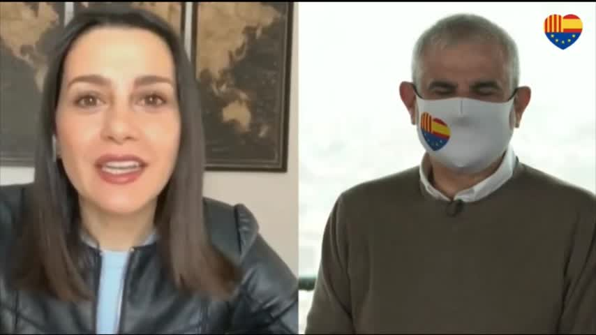 Inés Arrimadas critica que Salvador Illa