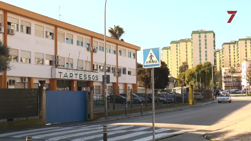 La Flampa Jerez denuncia la falta de soluciones de la Junta en los colegios frente al frío