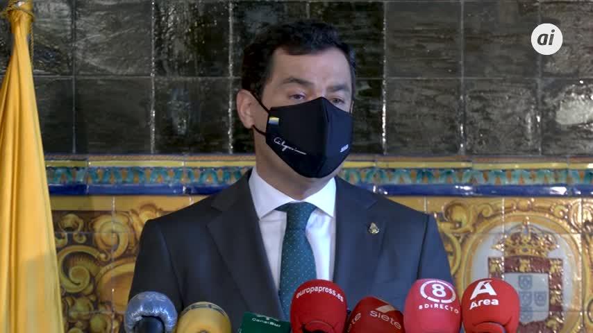 "España ""debe ir pensando"" en un confinamiento total, según Moreno"