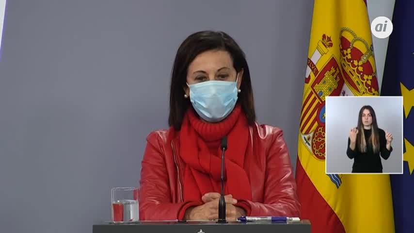 Robles insta a la Vicepresidencia de Iglesias a trabajar en las residencias