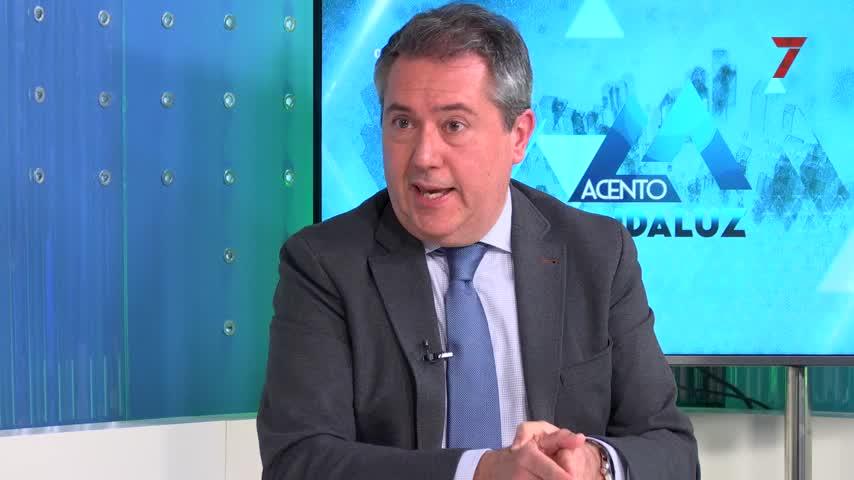 """Juan Espadas quiere un proyecto """"nuevo y diferente"""" en elPSOE de Andalucía"""