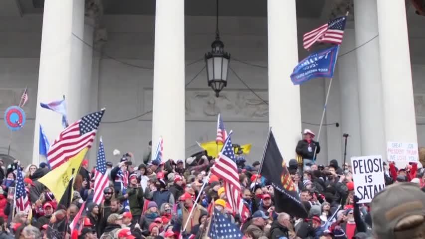 Trump no estará en Washington el día de la toma de posesión de Biden
