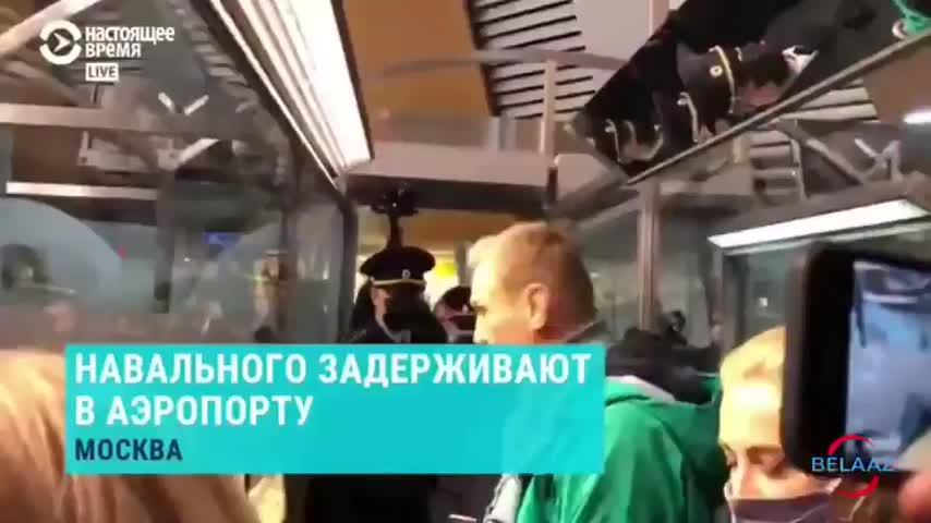 El abogado de Navalni denuncia que no le permiten hablar con su cliente