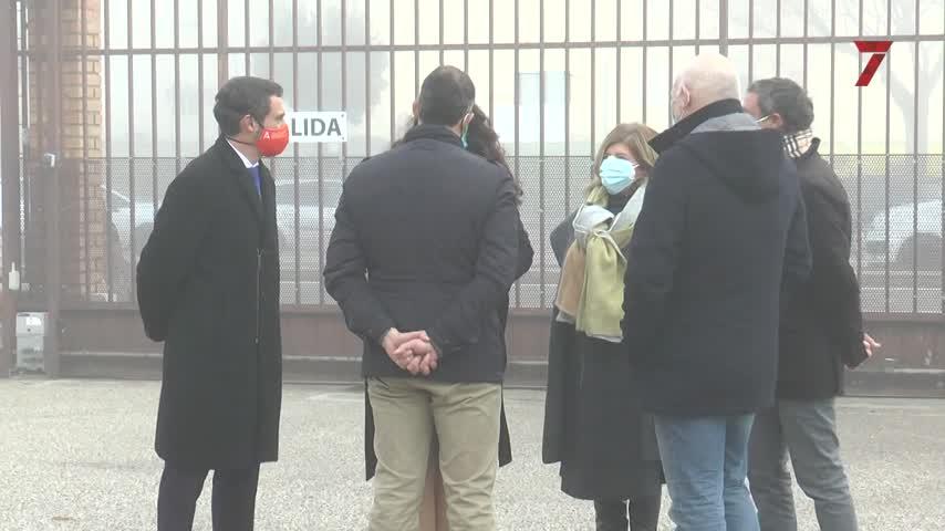 La Junta inicia la reforma de dos plantas cerradas en la residencia de La Granja de Jerez