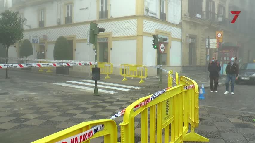 El Ayuntamiento de Jerez insta a la propiedad del edificio de Tornería a intervenir