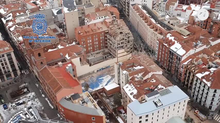 Fallece el sacerdote herido en la explosión de Madrid, cuarta víctima mortal