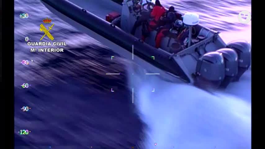 Cae una red que introducía grandes cantidades de hachís en España usando embarcaciones