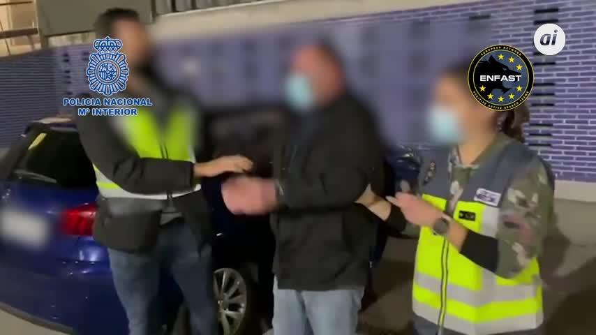 Detienen en Barcelona a un fugitivo francés buscado por violar a una anciana de 84 años