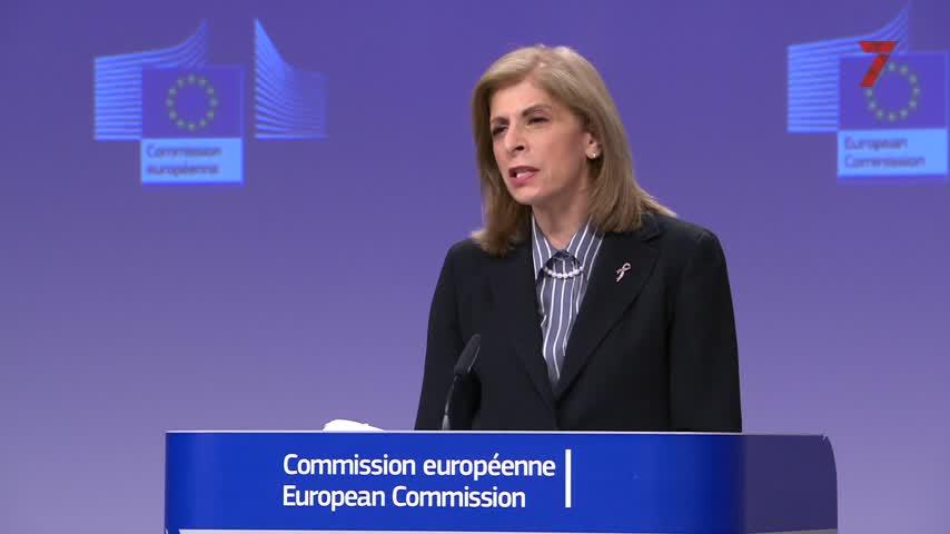 AstraZeneca avisa a la UE de retrasos en la entrega de las dosis previstas