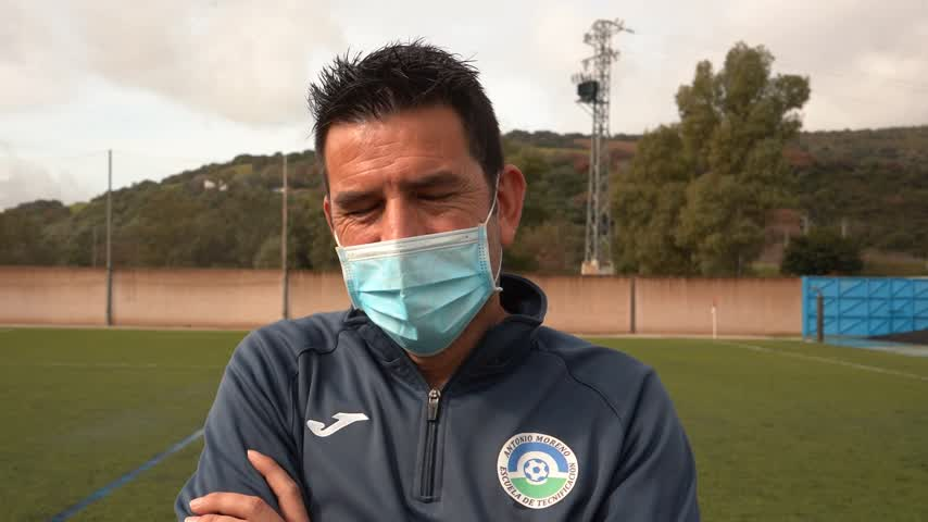 El At. Sanluqueño remonta un marcador adverso en El Bosque ante la Wea Sierra de Cádiz