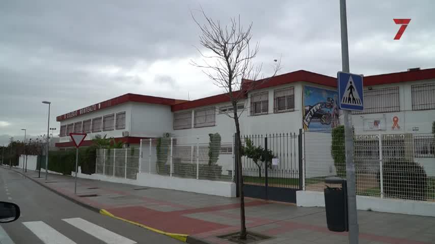 El Colegio Montealto de Jerez suspende las clases de forma temporal por los contagios