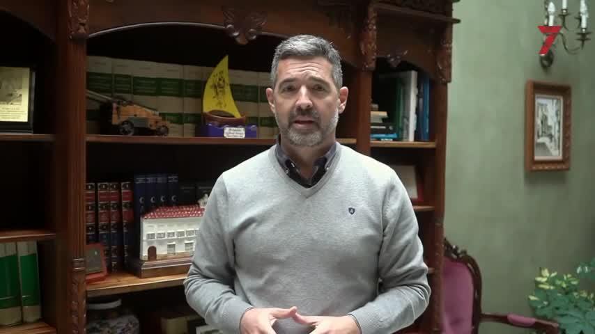 El alcalde de Rota apela a la responsabilidad de los vecinos para frenar la tercera ola
