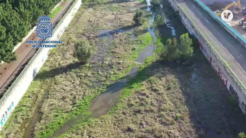 La Policía rastrea las playas en busca del vecino desaparecido en Palma-Palmilla