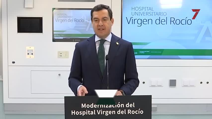 Moreno pide a Sánchez más vacunas: