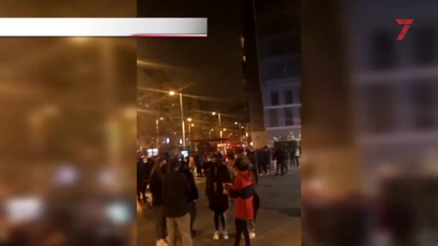 Granada sigue pendiente de nuevos temblores de tierra