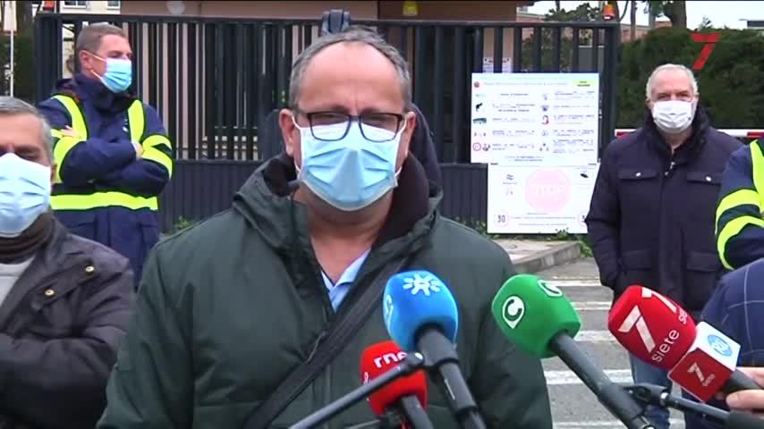 El astillero de San Fernando anuncia movilizaciones por el incumplimiento de Navantia