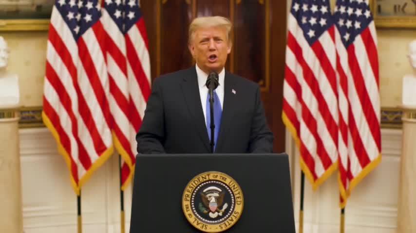 Dimiten cinco abogados del equipo legal de Trump para el 'impeachment'