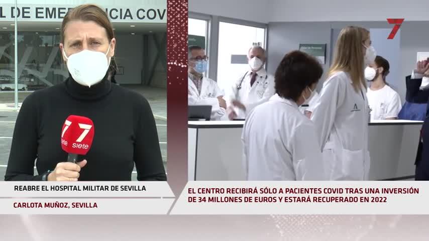 Hospital Militar: de