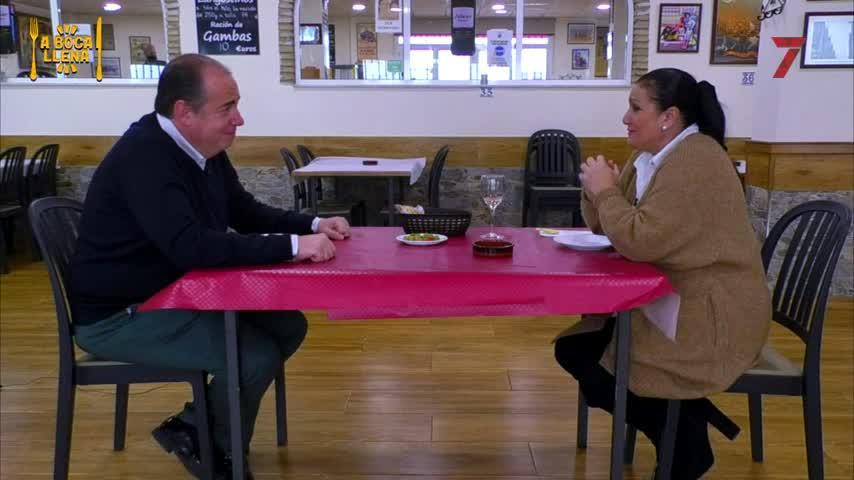 """""""Comerse el pescaíto frito con cubierto es un crimen""""."""