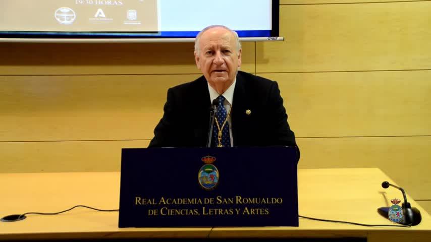La Academia San Romualdo ofrece una conferencia sobre el Museo Naval de San Fernando