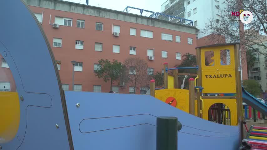 Nuevo parque infantil en Sevilla Este, con una inversión de 112.000 euros