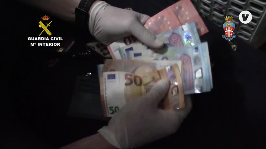 Cae una red que enviaba droga de Málaga a Cerdeña en paquetes de mensajería