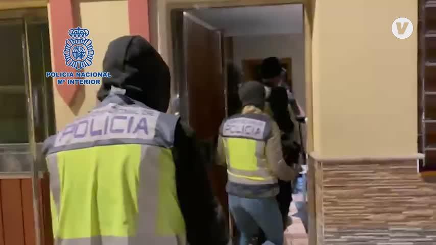 Cae una trama criminal que facilitaba apoyo logístico a pie de playa a narcos en Marbella