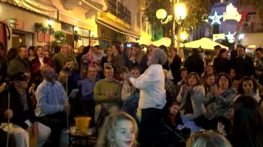 La Zambomba de Jerez, próxima Fiesta de Interés Turístico de Andalucía