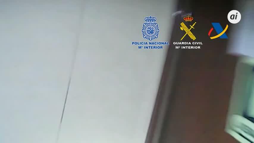 Interceptan un barco con unas dos toneladas de cocaína frente a costa de Lugo