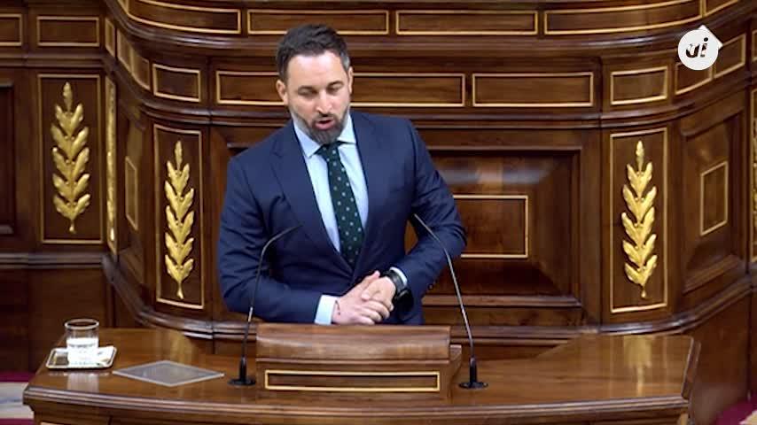 Abascal: España ha retrocedido en libertades por la gestión de la crisis