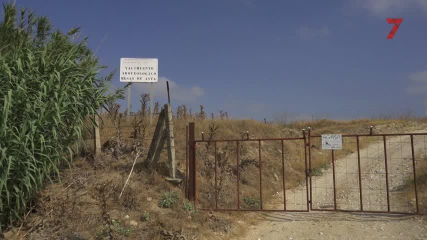 Jerez avanza en la protección del yacimiento de Asta Regia