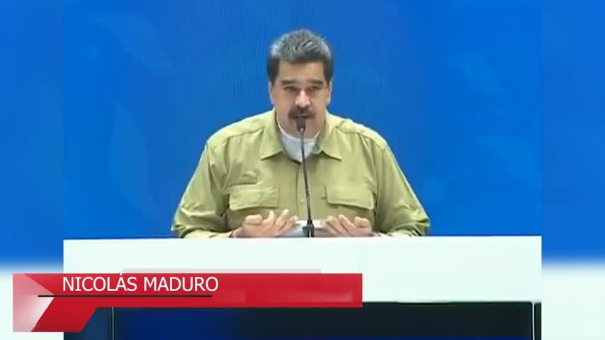 Nicolás Maduro ordena