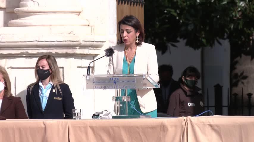 Marta Bosquet hace un llamamiento a la unidad de todas las fuerzas políticas