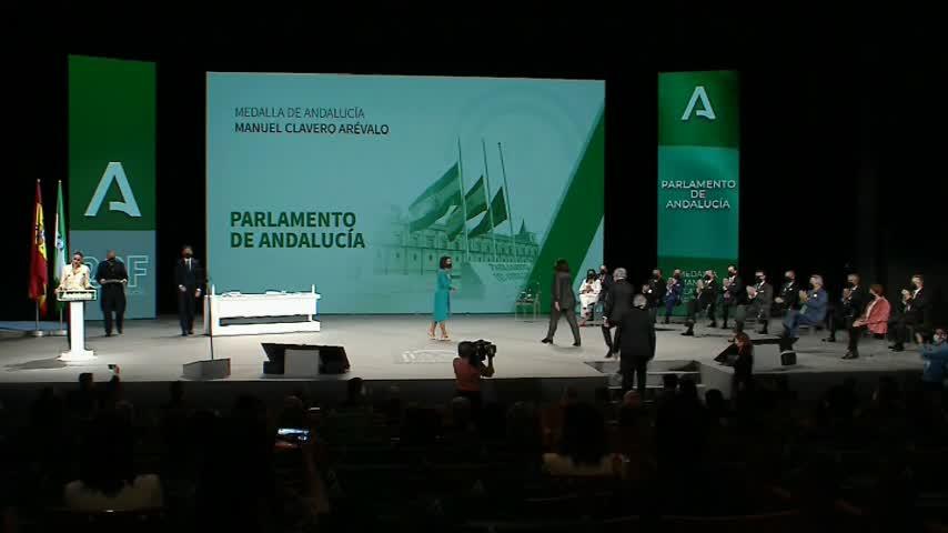 Juanma Moreno: Andalucía ya no es la que pedía