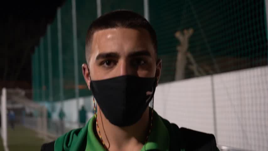 Pedro Muñoz, jugador del CD Jédula: