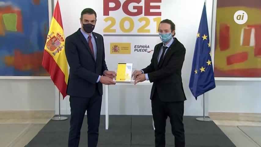 Pedro Sánchez y Pablo Iglesias tienen previsto reunirse para abordar las diferencias