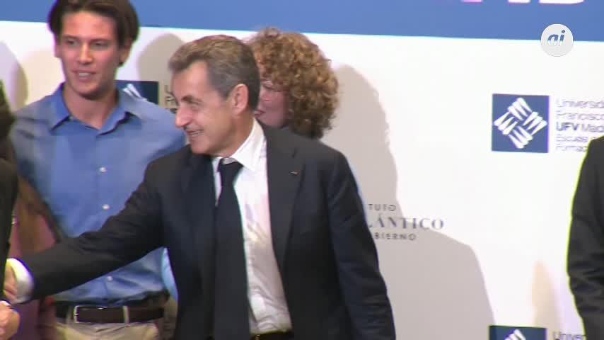 Nicolas Sarkozy es condenado a tres años por corrupción y tráfico de influencias