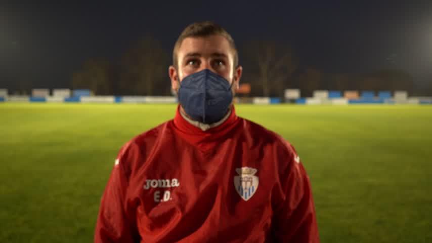 Elio Delgado, entrenador del Arcos CF juvenil: