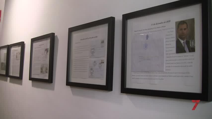 El Museo de la ciudad alberga la exposición 'Curiosidades del correo en Chiclana'