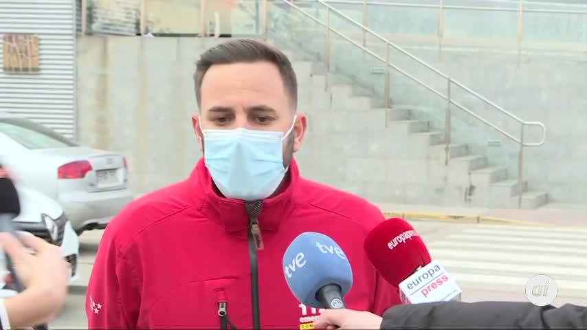 Un trabajador degüella a un enfermero en el Hospital de Alcalá de Henares