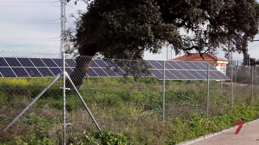 El parque fotovoltáico de Las Majadillas cuenta ya con su licencia de obras