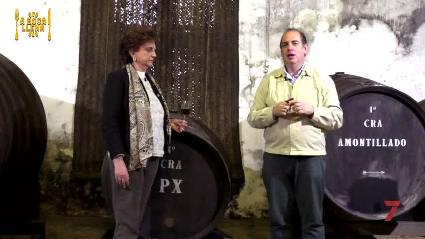 El útero del vino