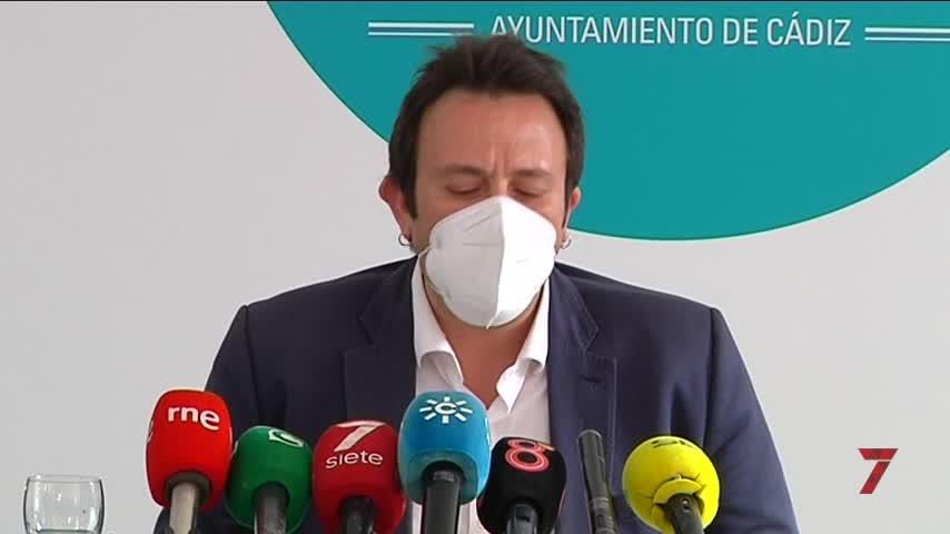 El alcalde de Cádiz exige la dimisión de Teófila Martínez y de Ignacio Romaní